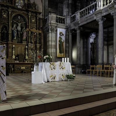 Montbéliard église Saint-Maimboeuf