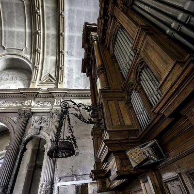 Montbéliard église Saint- Maimboeuf orgue