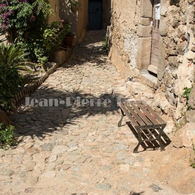 PIANA village Corse