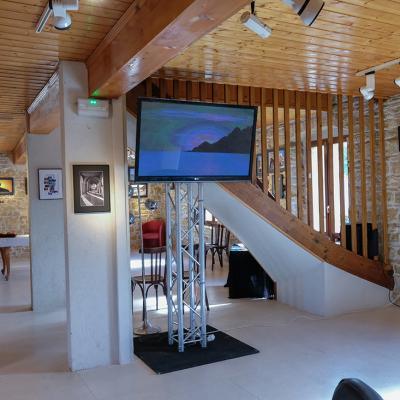 Hérimoncourt, exposition balade en Corse