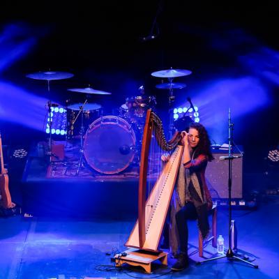 Concert : harpe