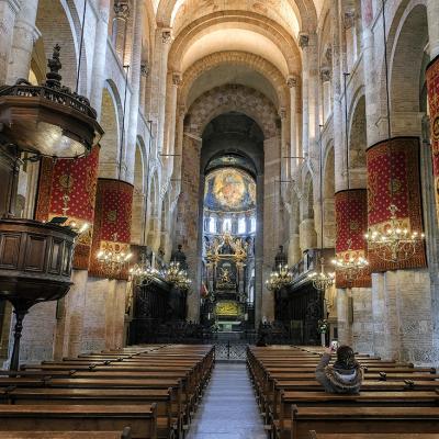 Toulouse, Basilique Saint-Cernin