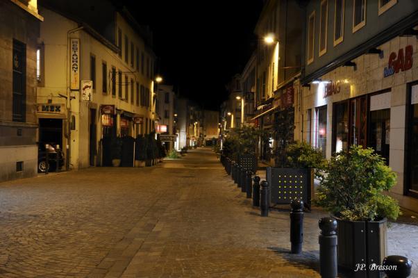 Montbéliard soir